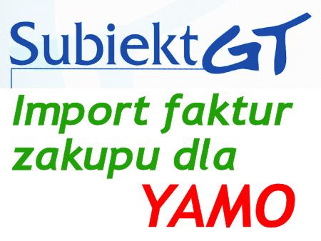 FZ Yamo dla Subiekt GT